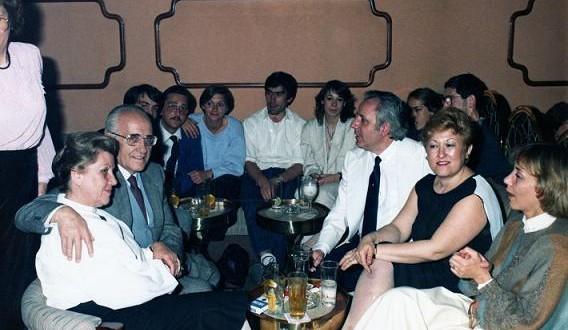 Homenaje a Joaquín Escola