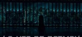La voz de Batman