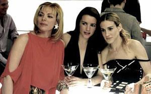 "Carrie, Samantha y Charlotte: ""Sexo en RNE"""