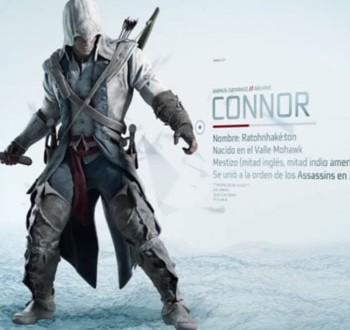 "VIDEOJUEGOS: Iván Muelas en ""Assassin's Creed 3"""