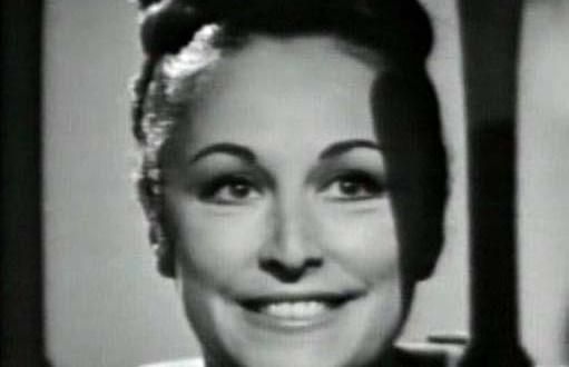 Mª Luisa Rubio, 1968