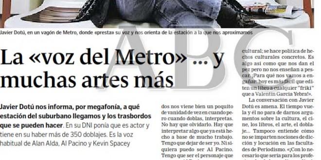 """""""La voz del Metro"""""""