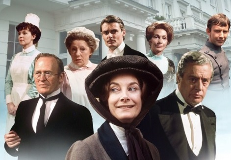 "Antes de ""Downton Abbey"""