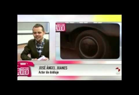 José Ángel Juanes: 50 años de doblaje