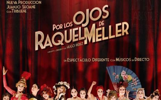 "Vuelve ""Por los ojos de Raquel Meller"", con Chelo Vivares"