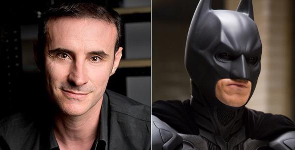 """""""Batman: nueva cara, misma voz (en español)"""""""
