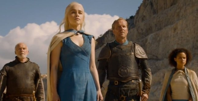 """THE HOLLYWOOD REPORTER: """"Game of Thrones Premiere to Air on Schedule After Spanish Voiceover Artists Call Off Strike"""""""