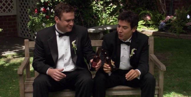 Cómo conocí a Ted y Marshall