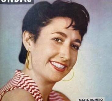 Ha fallecido María Romero