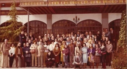 A mitad de camino: Zaragoza, 1980.