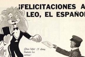 Leo, el español.