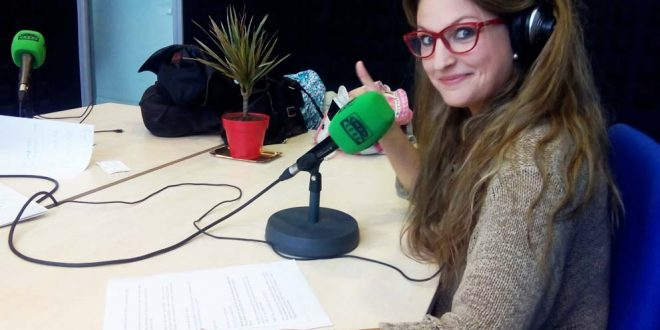 Sara Heras, nuestra dulce Campanilla.