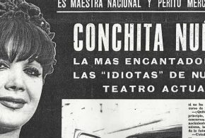 """Conchita Núñez, una chica de Serrano"""