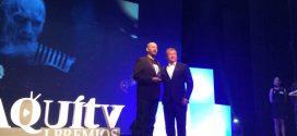 I Premios AQUÍ TV: Jon Nieve en misión diplomática.