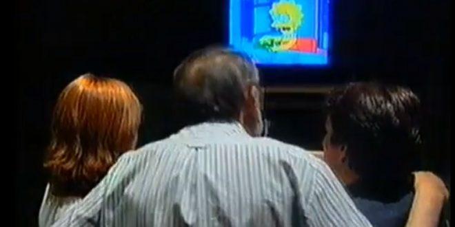 Los Simpson, sala 2 de Abaira.