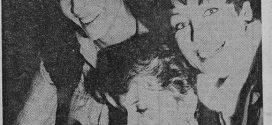 "Sabrina, Kelly y Jill: los ""Ángeles""."