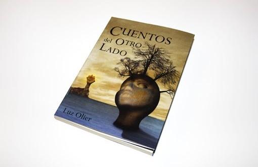 """Luz Olier presenta su libro de relatos """"Cuentos del otro lado"""""""