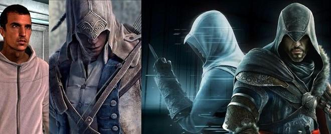 """VIDEOJUEGOS: """"De Batman a Castle: Las voces españolas de Assassin's Creed"""""""