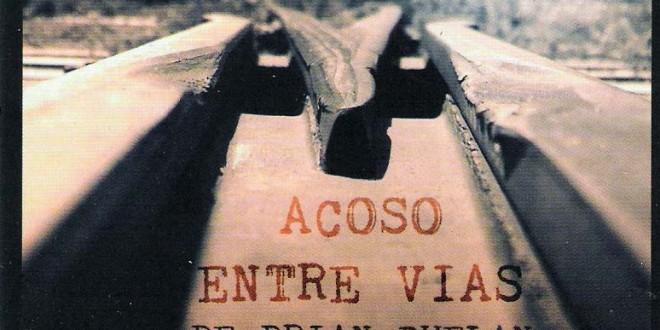 """Carlos del Pino y Enrique Cazorla en """"Acoso entre vías"""""""