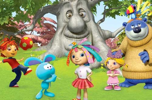 TODO ES ROSIE, por Mar Bordallo