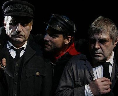 Carlos del Pino y Enrique Cazorla regresan al Teatro Prosperidad