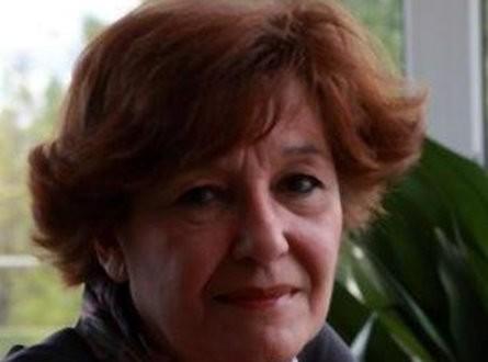 Luz Olier, actriz y escritora