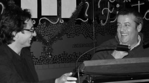 Adolfo Moreno, primer invitado de EL UNICORNIO