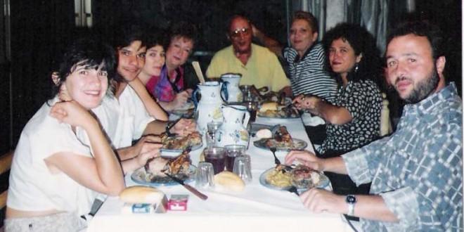 "La familia de ""Roseanne"""