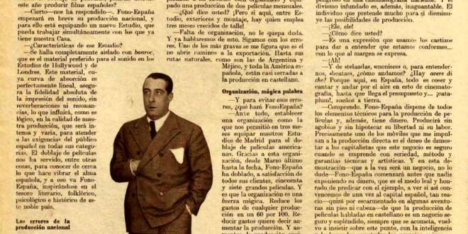 Hugo Donarelli, 1935