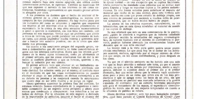 """""""Voz de alarma"""", 1936"""