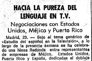 """""""Hacia la pureza del lenguaje"""" (1971)"""