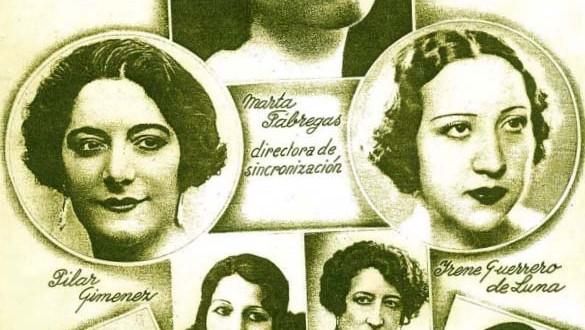 """""""Retablo del sonoro"""", 1934"""