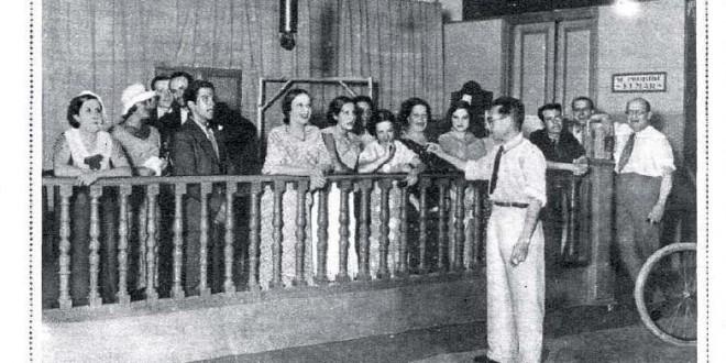 """""""Nido de amor"""" (1933)"""