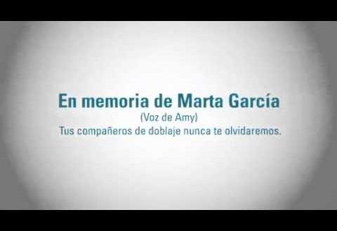 """""""En memoria de Marta García"""""""