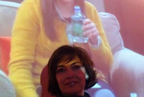 "La familia de ""Big Bang"" brinda por Marta"