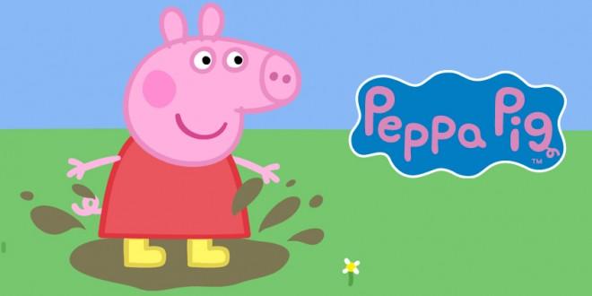 Peppa Pig en RNE