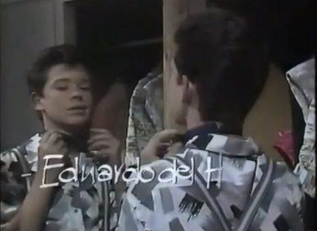 """""""Él es el tímido enviado del destino…"""" (1986)"""