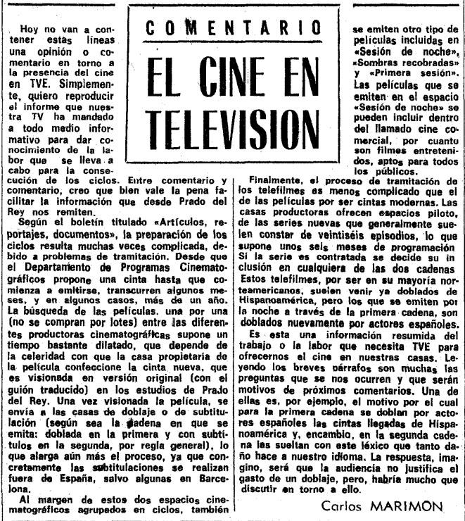 la vanguardia 2 febrero 1973