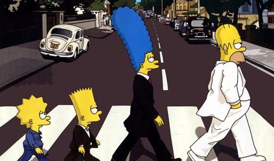 El trabajo oculto de 'Los Simpson'