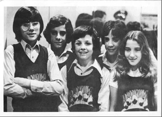 """Gabriel Jiménez en """"La Pandilla"""""""