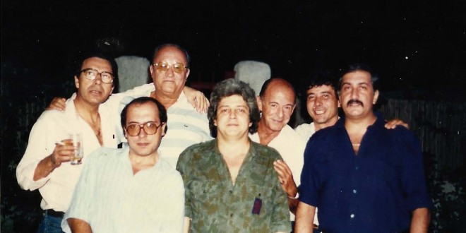 Siete Magníficos, 1987