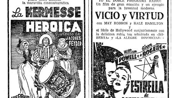 """""""Crimen y castigo"""" y la perfección de los doblajes, 1935"""
