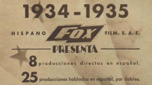 Temporada 1934 – 1935