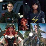 Star Wars Battlefront II, Marvel´s Avengers, Borderlands, League of legends, Days Gone...