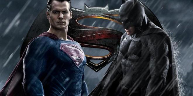 """Héroes y villanos de Europa se ven las caras en Londres: """"Batman vs Superman""""."""
