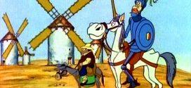 Sancho, Quijote…