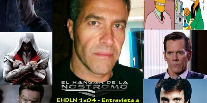 Luis Reina: de Balki a Ezio Auditore.