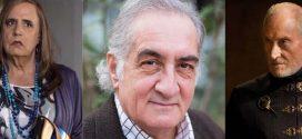 Juan Lombardero: actor, escritor, madridista.