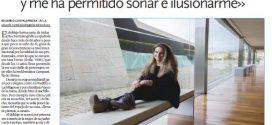 Sara Heras: «El doblaje es la profesión de los sentimientos»