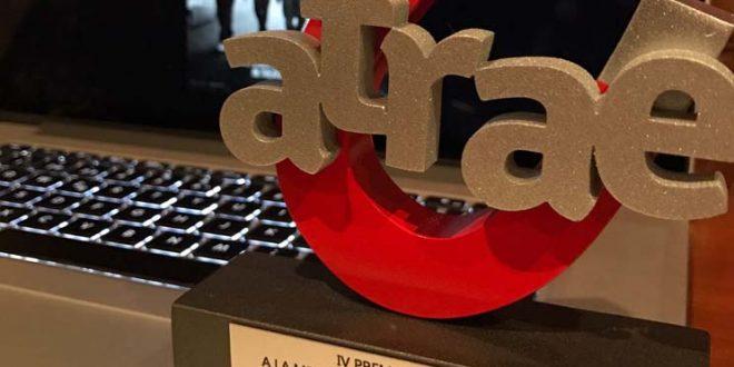 IV Premios ATRAE Edición 2016